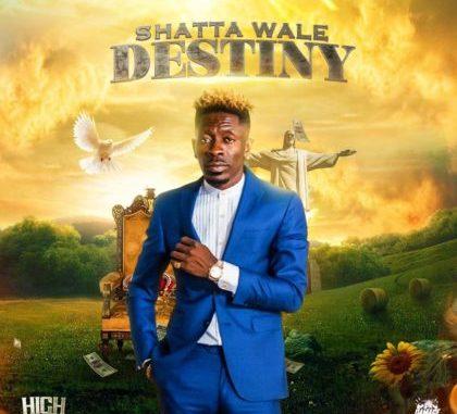 Shatta Wale Destiny Mp3 Download