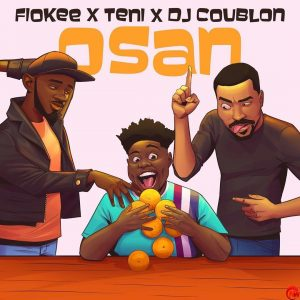 Fiokee Teni DJ Coublon Osan Mp3 Download