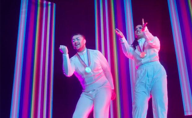 Sam Smith Ft Demi Lovato I'm Ready Mp4 Download Video