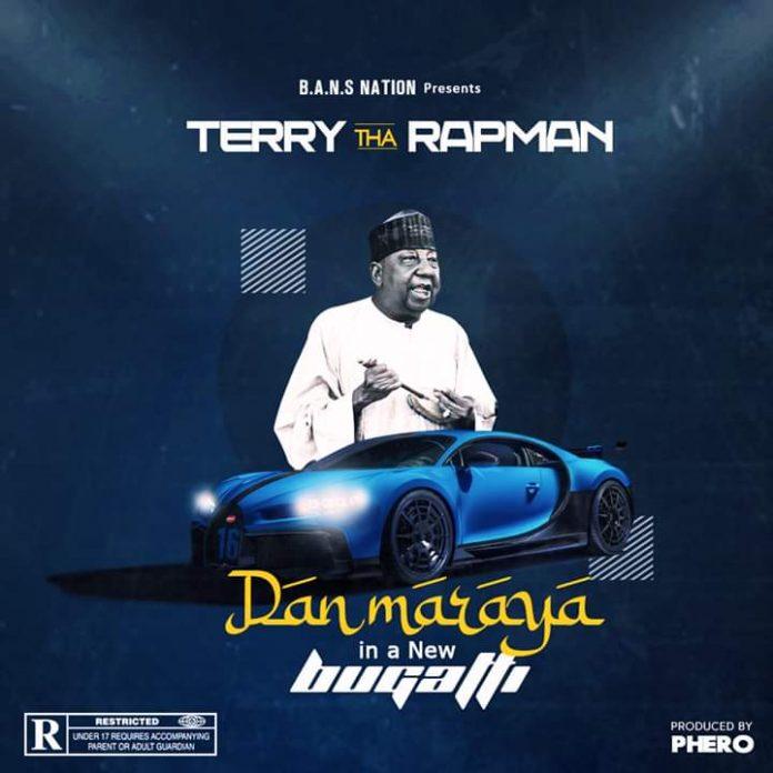 Terry Tha Rapman Dan Maraya In A New Bugatti Mp3 Download