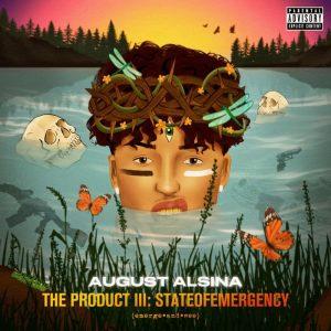August Alsina The Product iii Album Zip Download